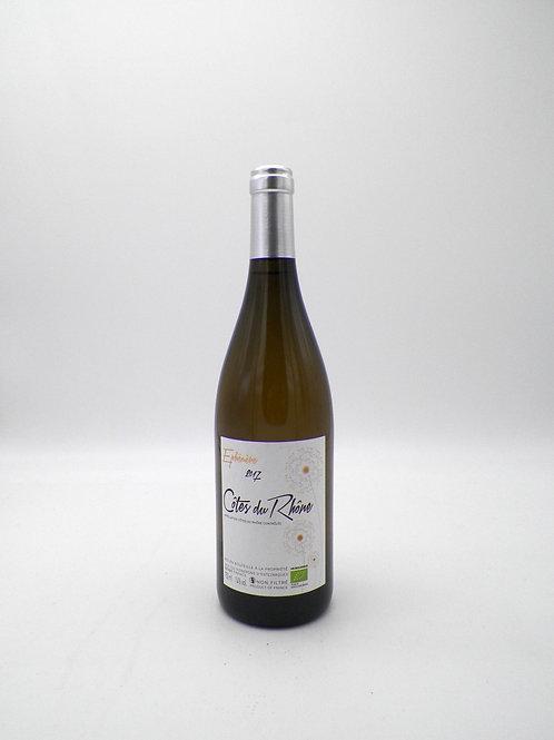 Côtes du Rhône / Vignerons d'Estézargues, Cuvée Ephémère, 2017