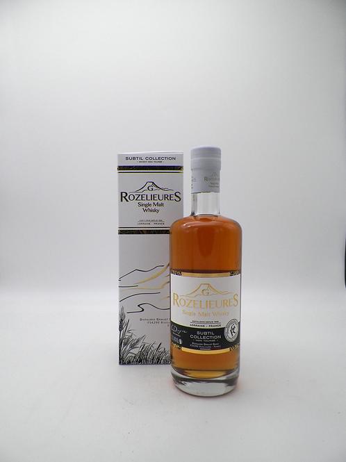 Whisky / Rozelieures, Subtil
