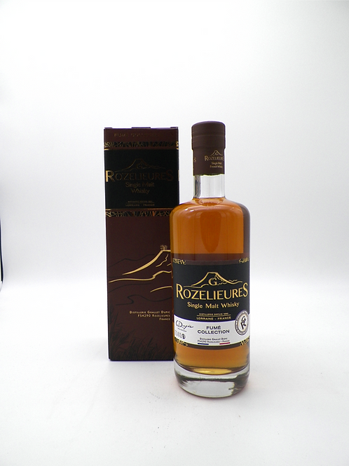 Whisky / Rozelieures, Fumé Collection