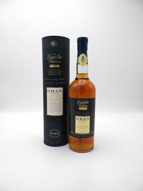 Whisky / Oban, Distillers Edition