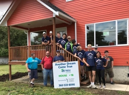 Habitat for Humanity Offers a Hand Up, Not a Handout
