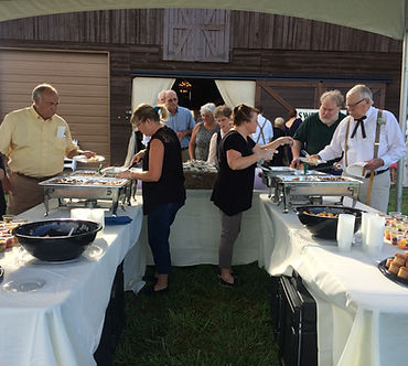 Full service catering, Weddings, What's Cooking