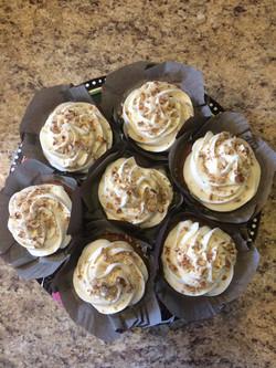 Cupcakes Carrot(2)