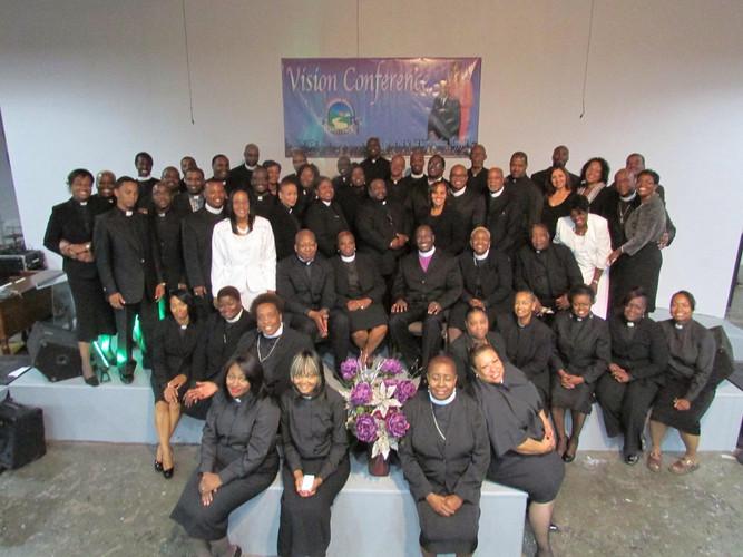 VPE Minsiters & Elders 2015