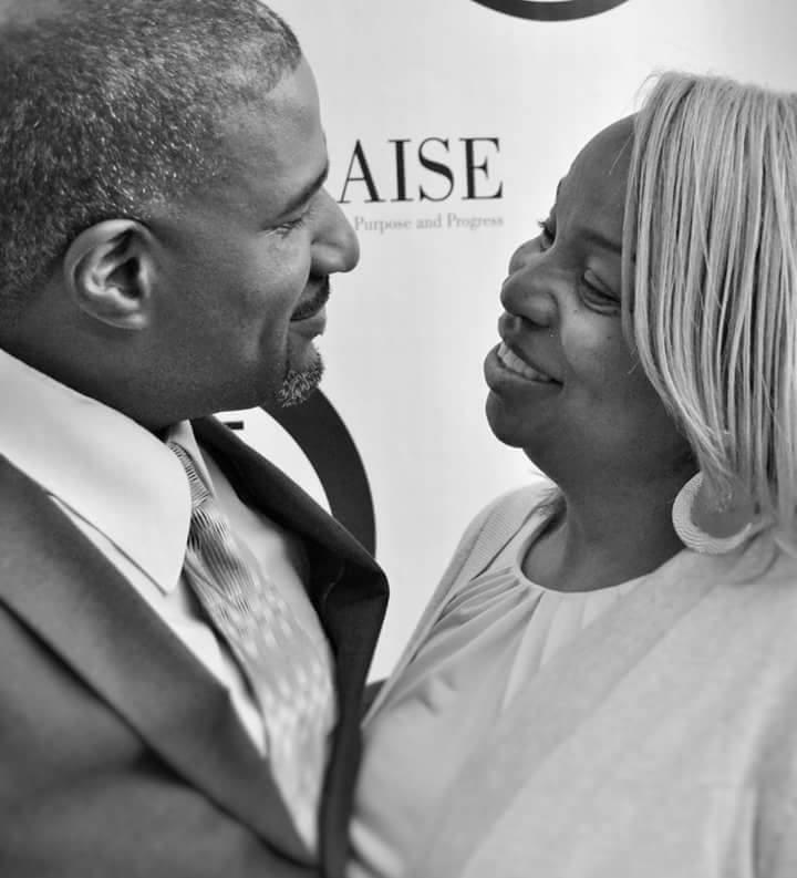 Pastor Trent & 1st Lady Tanji