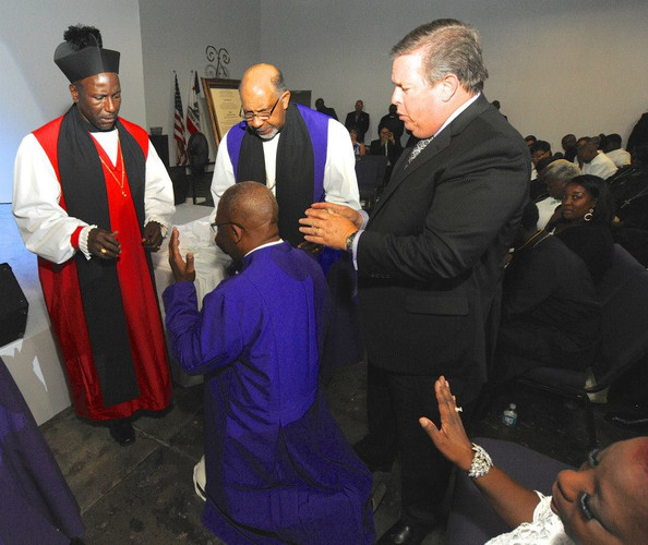 Ordination Service for Bishop Tylos