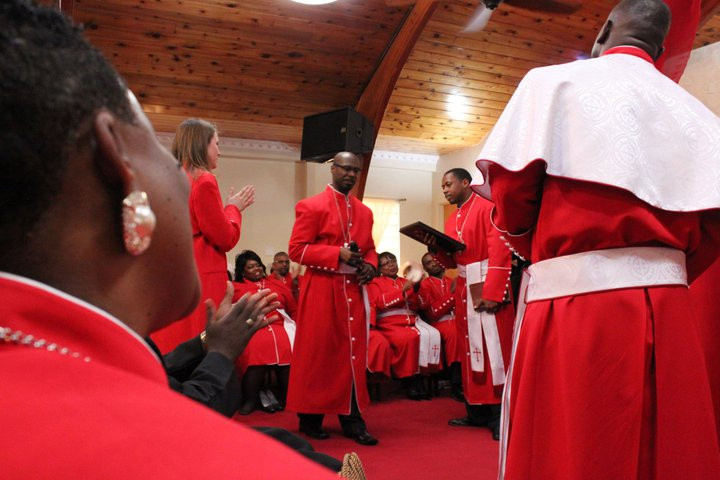 VPE Pastor Derrick Satchell