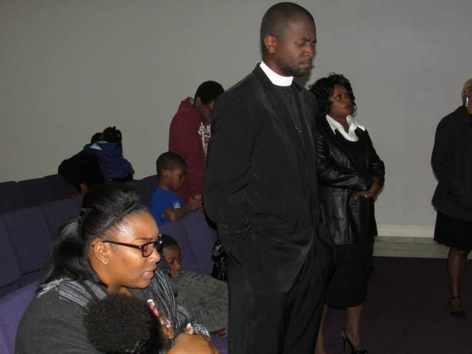 VIPM Leaders, Pastor Darden & Wife