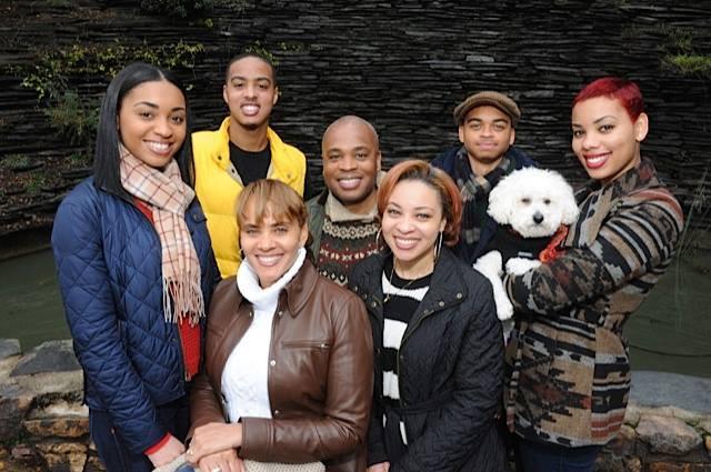 VPE Pastor Barren's Family