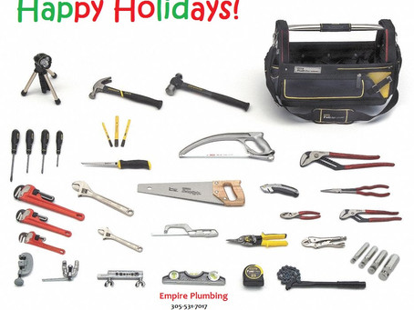 Happy Holidays to our valued customers, families and friends