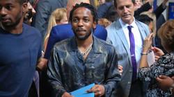 Kendrick Lamar Accepts Pulitzer Prize