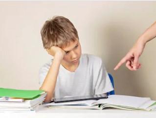 La galère des devoirs….