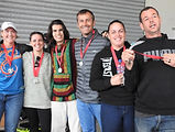 Silver medal for Geographe Outriggers Mi