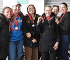 Silver medal for our Womens Team.jpg
