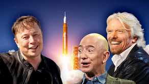 Branson, Bezos and Musk: Who's Winning the Billionaire Space Race?
