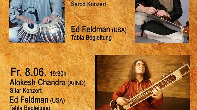 Rudra Veena Concert at Vienna