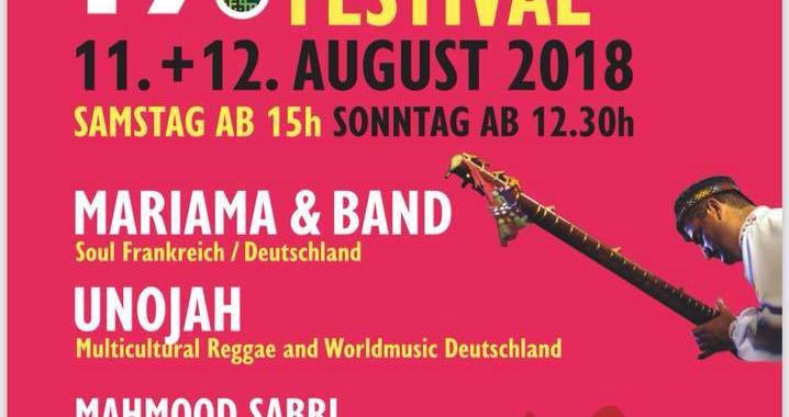 Sufi Soul Festival 12th August 2018