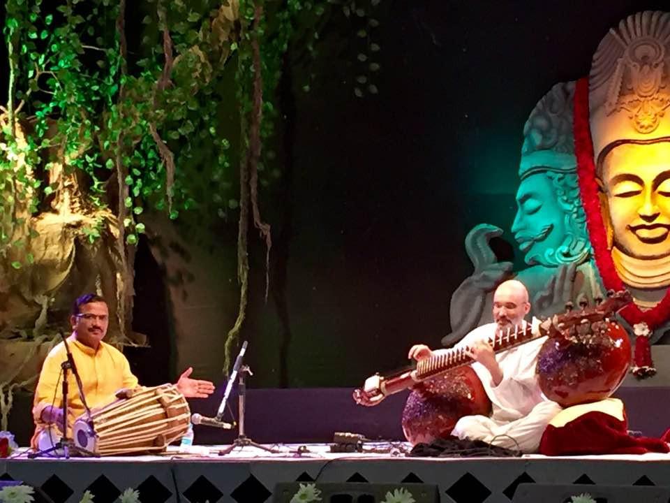25th Dr. Vasantrao Deshpande Sangeet Samaroh in Nagpur with Pt. Akhilesh Gundecha