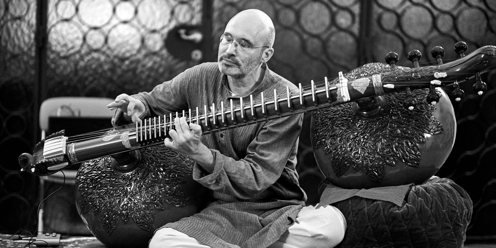 Carsten Wicke - Rudra Vina concert 17th May 2019