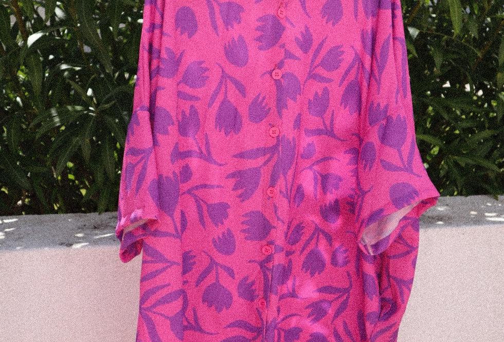 Camisa Curta Tropical V2
