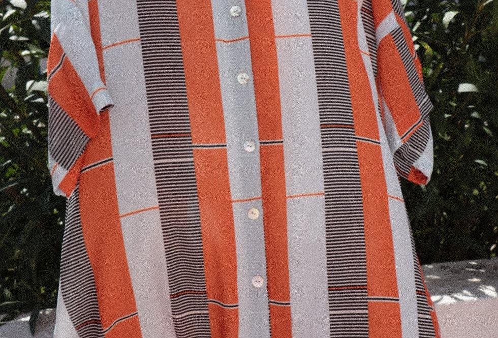 Camisa Curta Tropical