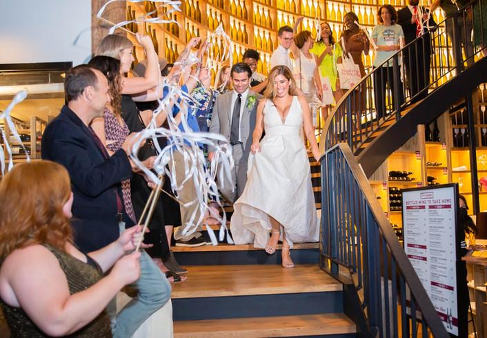Monicap Photography- Wedding Exit