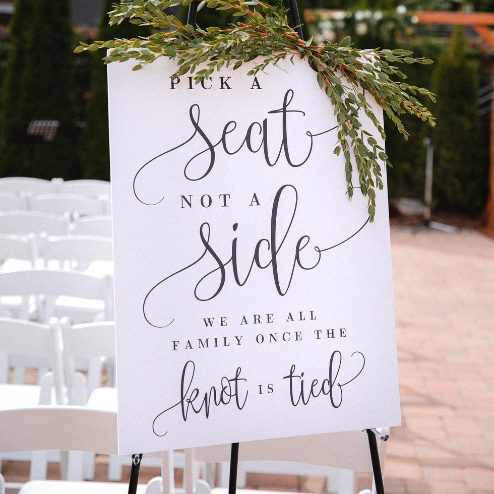 Rosie's Wedding