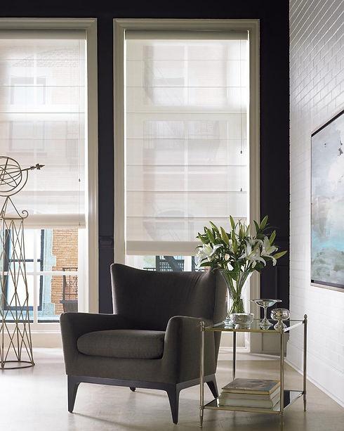 sheer-flat-roman-shades-home-make-over-i