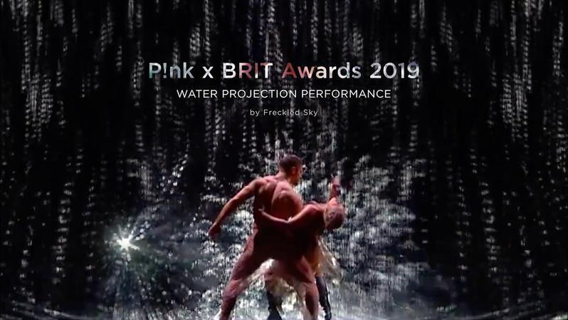 P!NK: BRIT AWARDS 2019