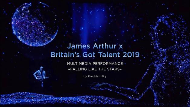 JAMES ARTHUR: BRITAIN'S GOT TALENT
