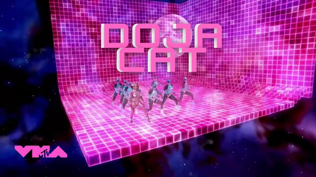 MTV VMAS: DOJA CAT