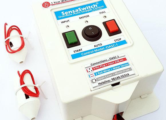 SensaSwitch - Overflow Auto Stopper Control, Model-OASC