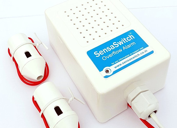 SensaSwitch - Overflow Control Alarm, Model-OCA
