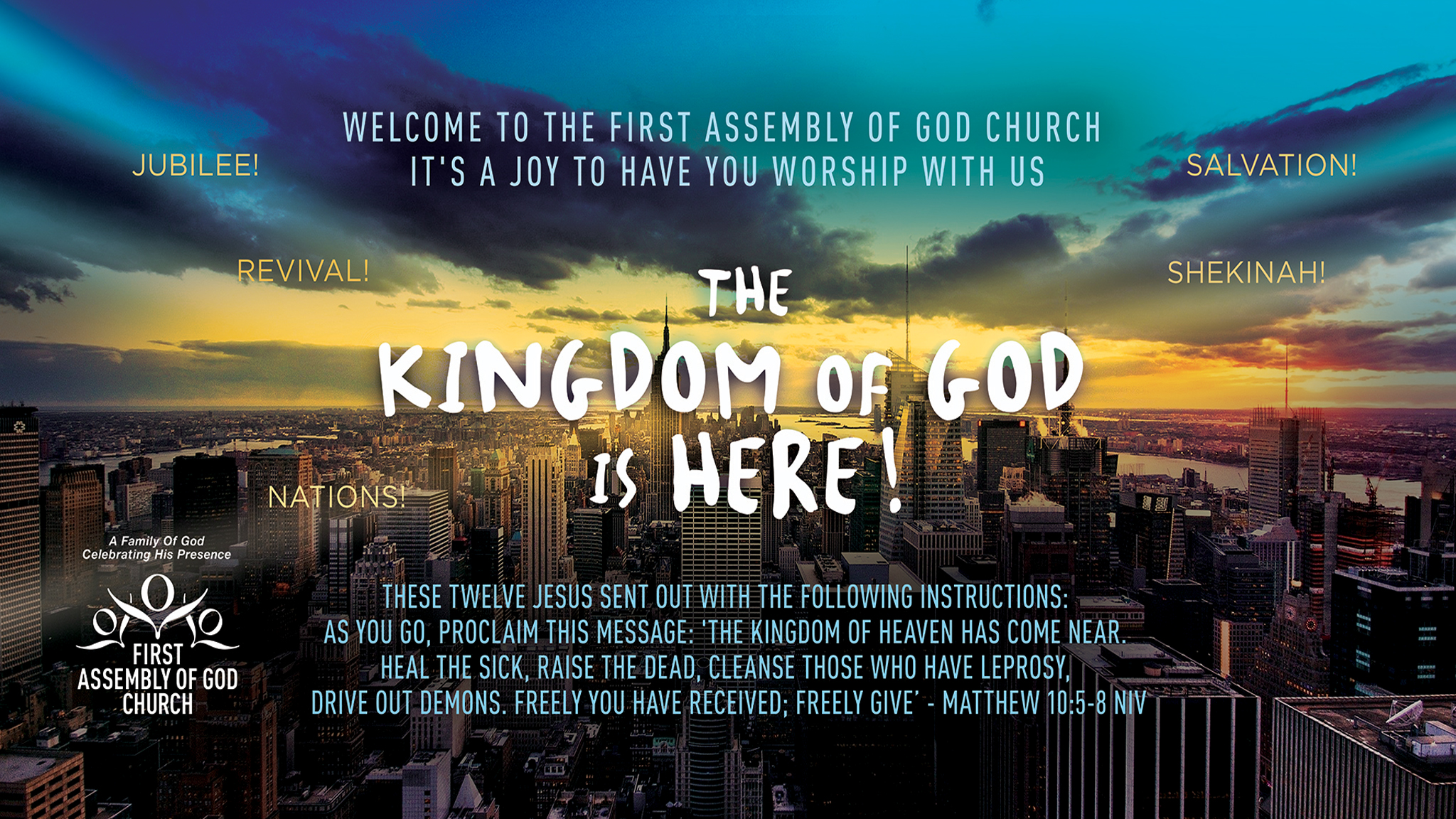 The Kingdom of God is here backdrop_FAGC_flat_1920x960