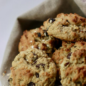 Levain Bakery Cookies 2 (Avoine et raisin)