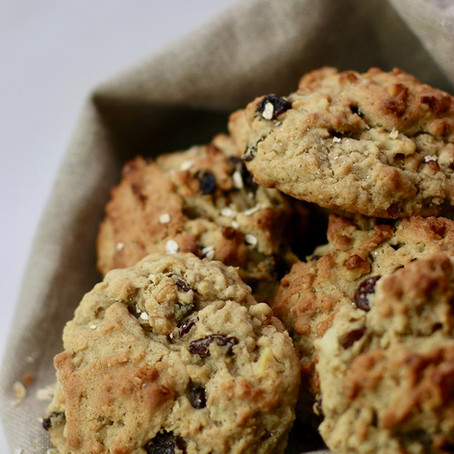 Levain Bakery Cookies 2 (Avoine et raisin)