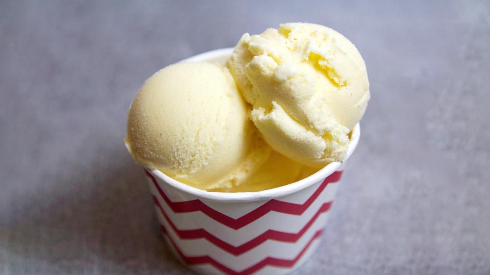 Recette de Glace vanille maison avec sorbetière (Gelato)