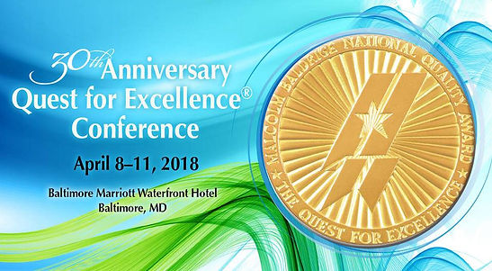 2018 Quest for Excellence Conf Announcem