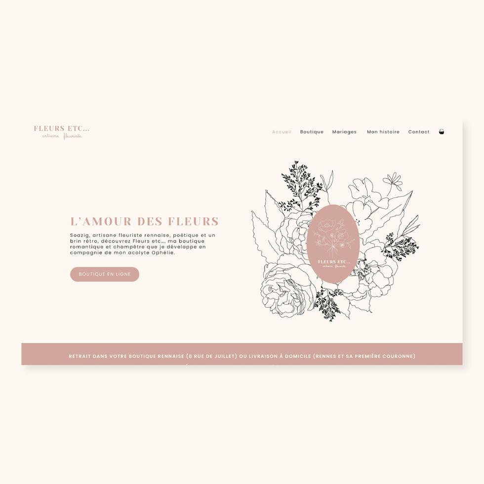 site fleurs etc