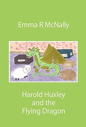 Book 2 in The Adventures of Harold Huxley