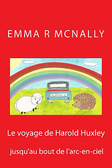 Italian version of Harold Huxley and the Flying Dragon