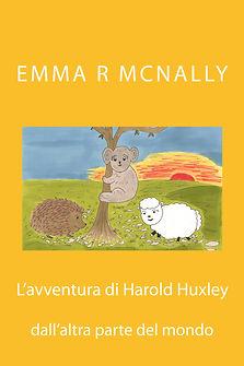 Italian version of Harold  Huxley's Adventure Down Under