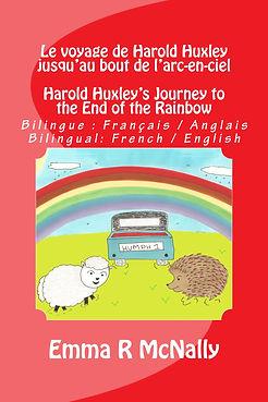 Bilingual edition Italian/English of Harold Huxley and the Flying Dragon