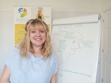 Emma McNally - NLP Trainer
