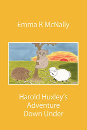 Book 3 in The Adventures of Harold Huxley