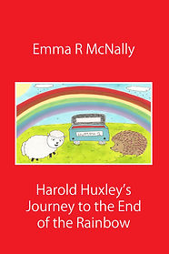 Harold Huxley, Emma McNally, Rainbow, Journey, Adventuers, househog,