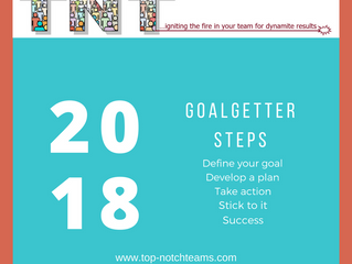 Have you set your personal or professional goals for 2018?