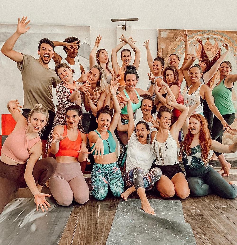 Yoga Retreat with Celest Pereire, Adell Bridges, The Digital Yoga Acedemy & Jake Paul White