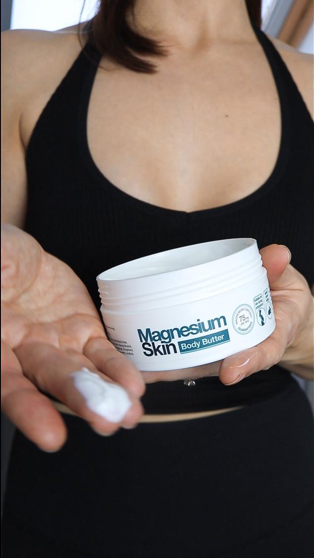 BetterYou Magnesium Body Cream