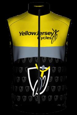 Yellow Jersey Gilet